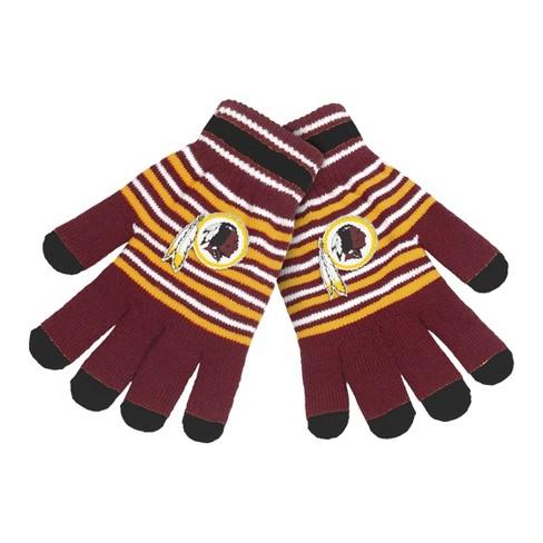NFL Washington Redskins Knit Glove - image 1 of 1