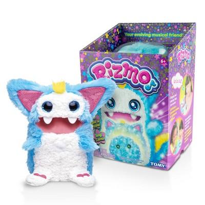Rizmo Interactive Evolving Musical Plush Toy - Aqua
