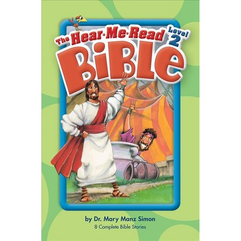 Hear Me Read Bible Level 2 By Dr Mary Manz Simon Hardcover
