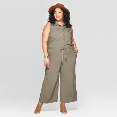 39d55433290 Women s Plus Size Jumpsuits   Rompers