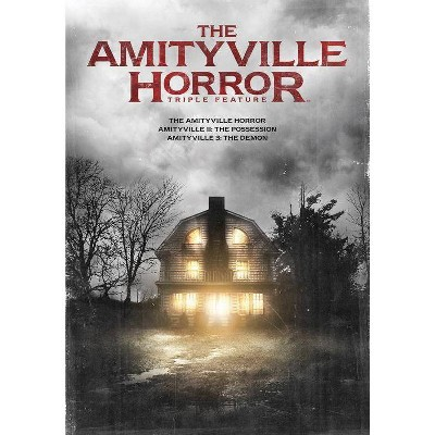 The Amityville Horror: Triple Feature (DVD)