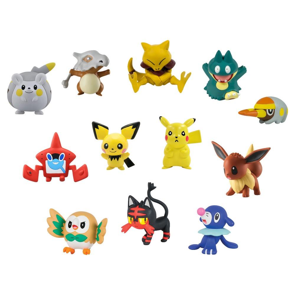 Pokemon XL Multipack, Mini Figures