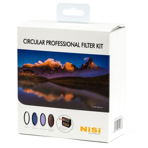 NiSi 72mm Circular Professional Filter Kit - image 1 of 4
