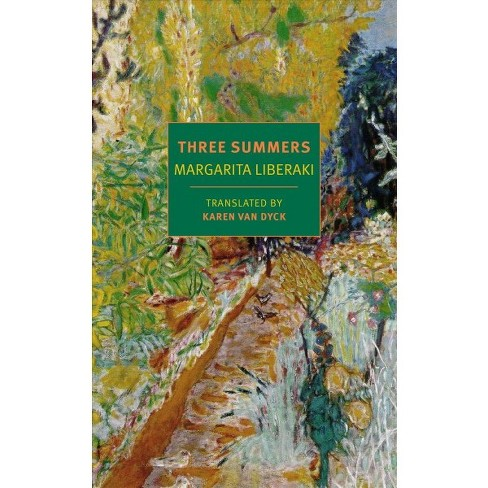 Three Summers New York Review Books Classics By Margarita