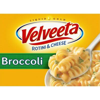 Velveeta Rotini & Cheese with Broccoli - 9.4oz