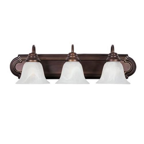 3-Light Vanity Fixture, wall lights