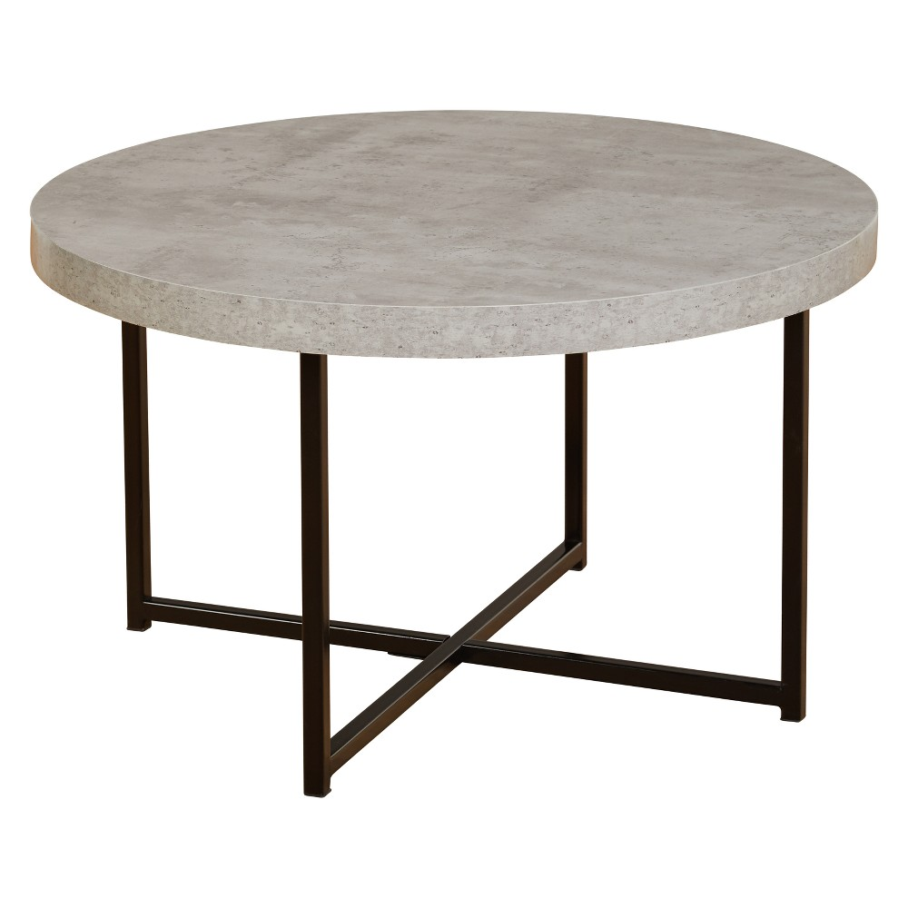 Era Coffee Table - Gray/Black - Buylateral