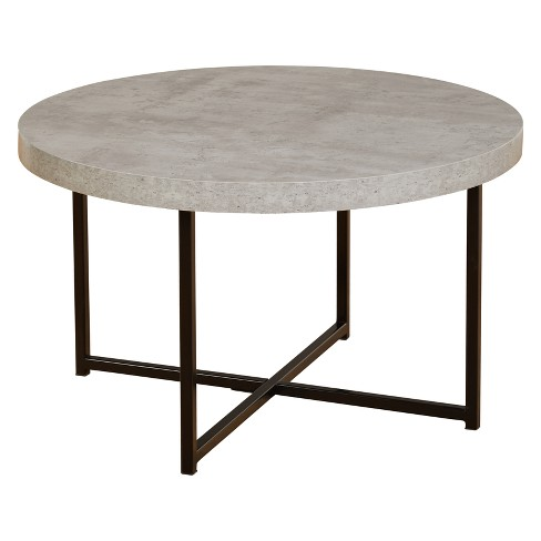 Era Coffee Table - Gray/Black  - Buylateral - image 1 of 3