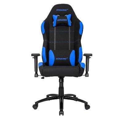 AKRacing Core Series EX Gaming Chair, Black/Blue (AK-EX-BK/BL)