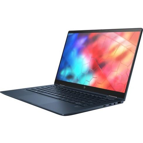 "HP Elite Dragonfly 13.3"" Touchscreen 2 in 1 Notebook - Core i7 i7-8665U - 16 GB RAM - 32 GB Optane Memory - 512 GB SSD - Blue - Windows 10 Pro 64-bit - image 1 of 4"