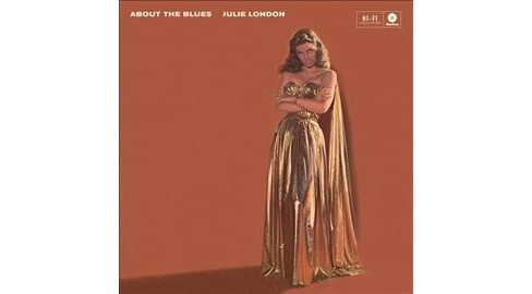 Julie London - About The Blues (Vinyl) - image 1 of 1