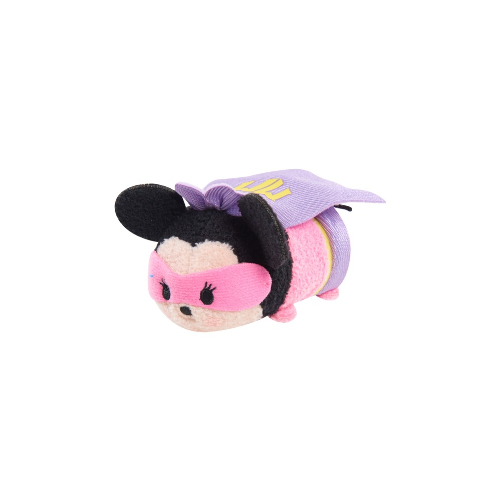 Disney Tsum Tsum Superheroes Basic Plush Minnie