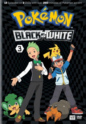 Pokemon: Black & White - Set 3 (DVD)