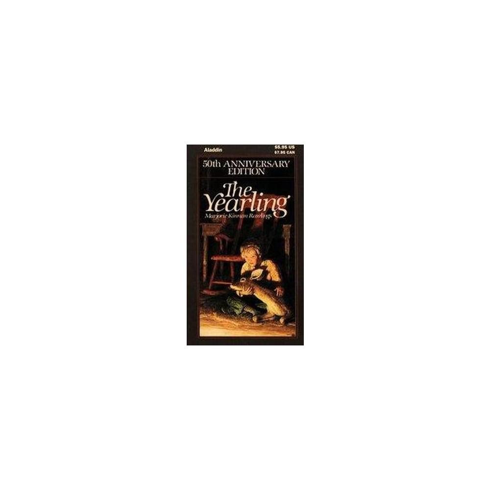 Yearling (Reissue) (Paperback) (Marjorie Kinnan Rawlings)