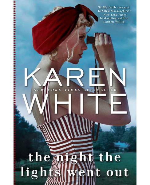 Night the Lights Went Out -  Reprint by Karen White (Paperback) - image 1 of 1