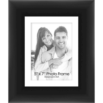 """5"""" x 7"""" Single Picture Frame Wood - PTM Images"""