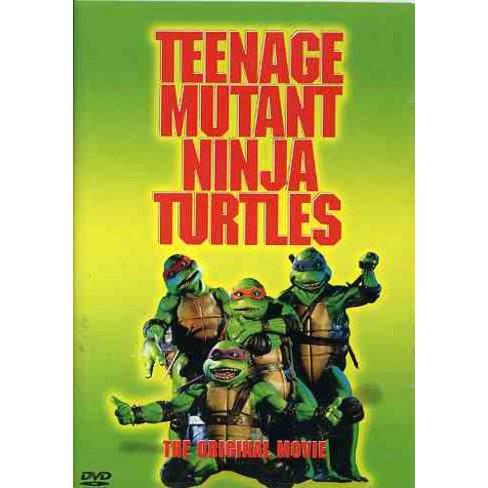 Teenage Mutant Ninja Turtles The Original Movie (DVD) - image 1 of 1