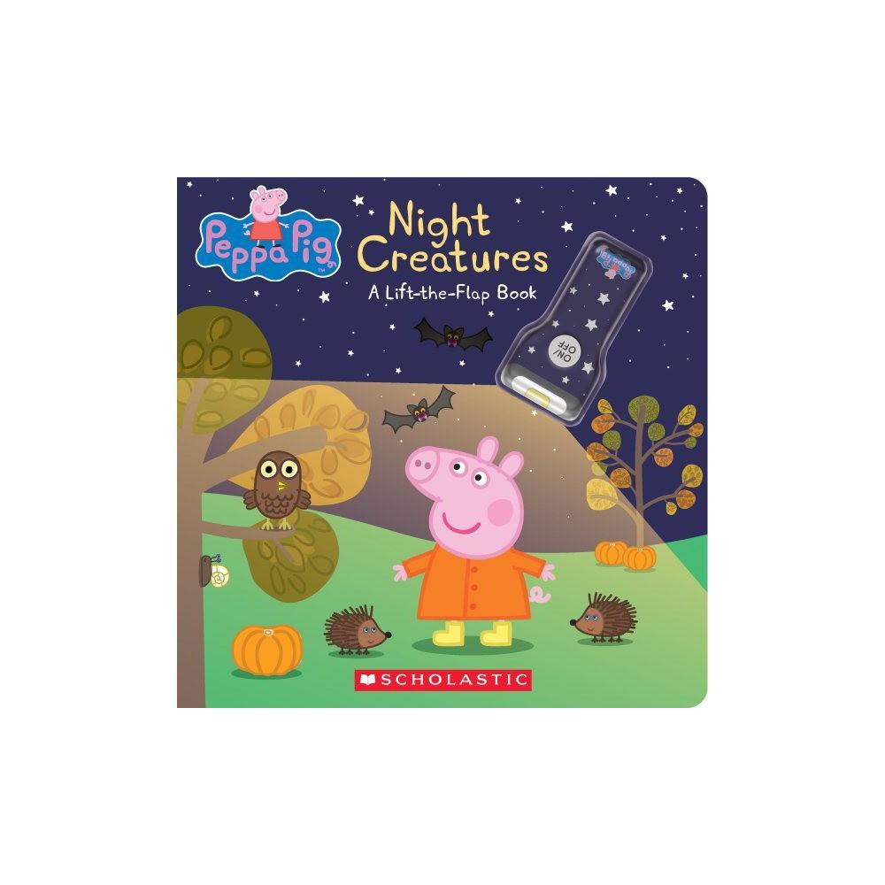 Peppa Night Creatures (Lift Flap)