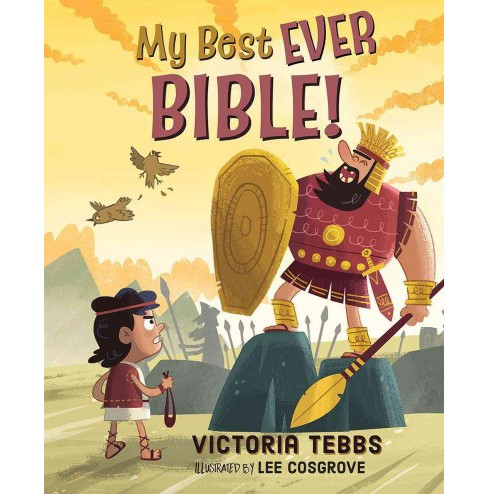 My Best Ever Bible! (Hardcover) (Victoria Tebbs) - image 1 of 1