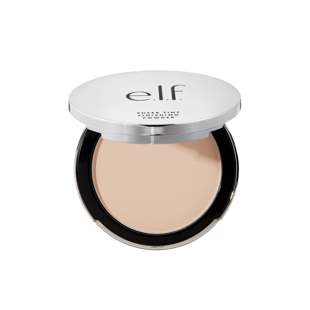 Image of e.l.f. Beautifully Bare Sheer Tint Finishing Powder Fair/Light - 0.33oz