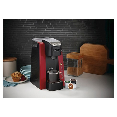 Mrcoffee Single Serve Brewer Red Bvmc Sc500r 1 Target