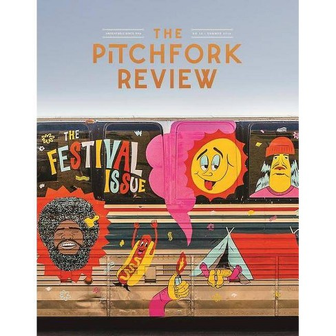 The Pitchfork Review Issue #10 (Summer) - (Paperback) - image 1 of 1