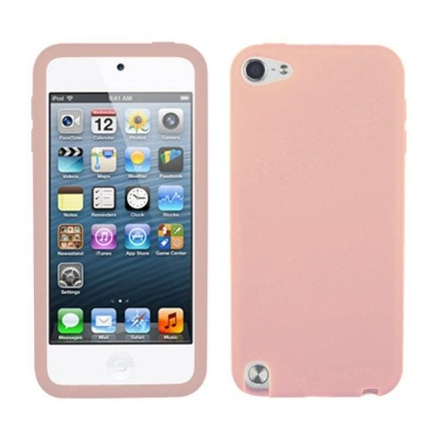 MYBAT For Apple iPod Touch 5th Gen/6th Gen Pink Silicone Rubber Case - image 1 of 1