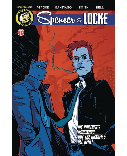 Spencer & Locke (Paperback) (David Pepose) - image 1 of 1