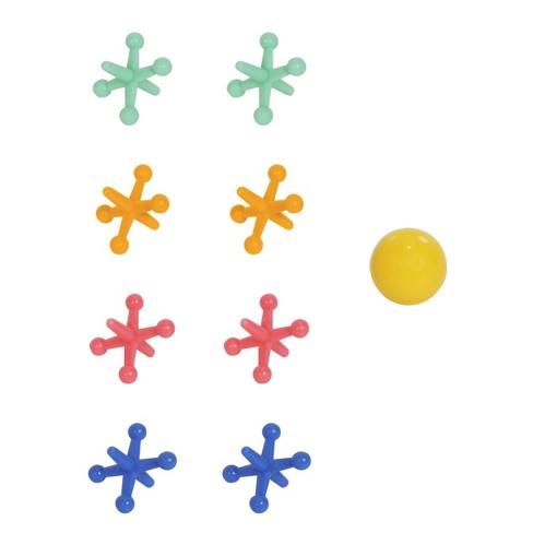 6ct Pick-up Jacks Party Favors - Spritz™ - image 1 of 3