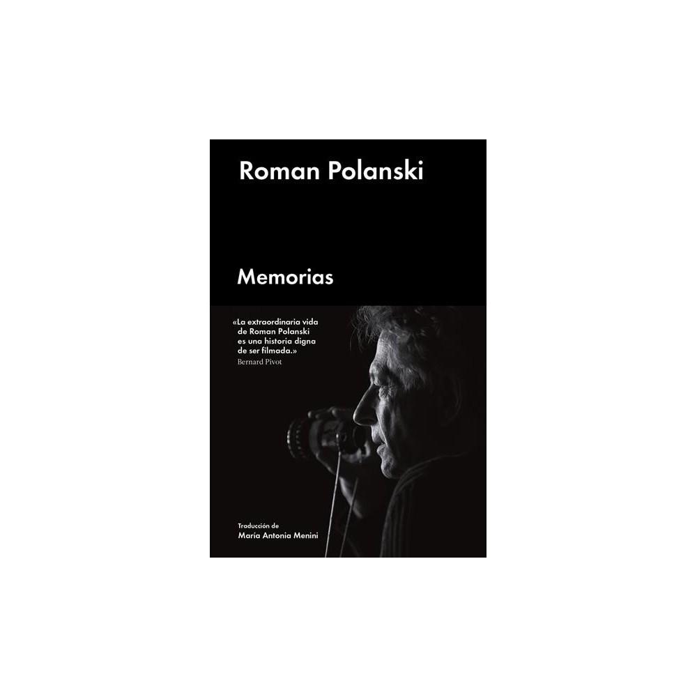Memorias Polanski/ A Memoir - by Roman Polanski (Hardcover)