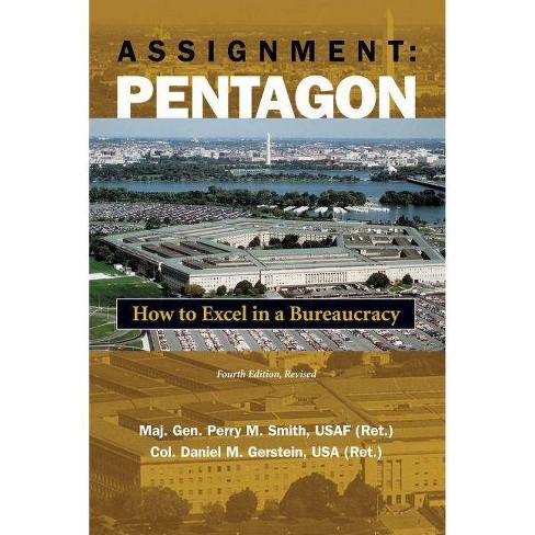 Assignment: Pentagon - 4 Edition by  Perry M Smith & Daniel M Gerstein (Paperback) - image 1 of 1