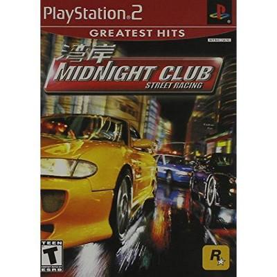 Midnight Club Street Racing - PlayStation 2