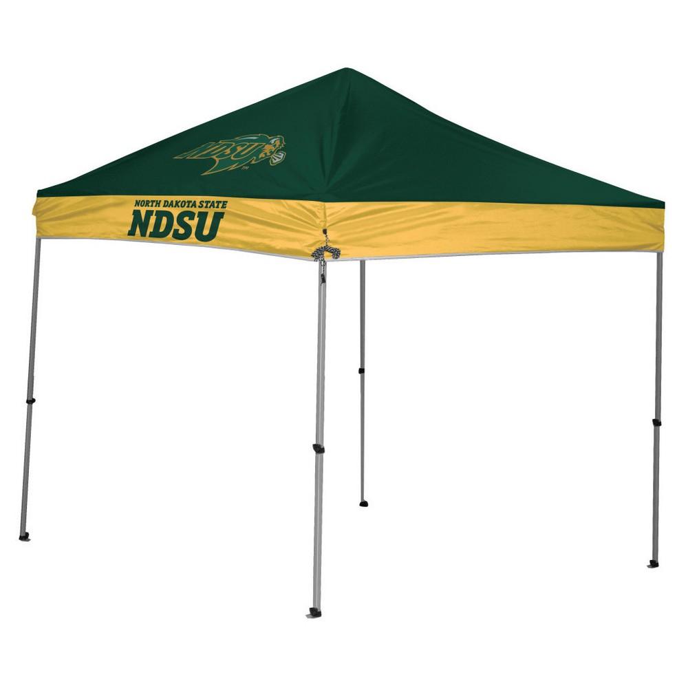 NCAA Rawlings 9'x9' Pop Up Canopy Tent North Dakota State Bison