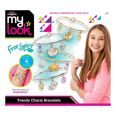 My Look Trendy Charms By Cra Z Art Styles May Vary