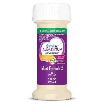 Similac Alimentum Ready to Feed Formula Bottles - 8ct/2 fl oz Each