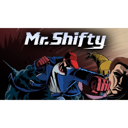 Mr. Shifty - Nintendo Switch (Digital) - image 1 of 4