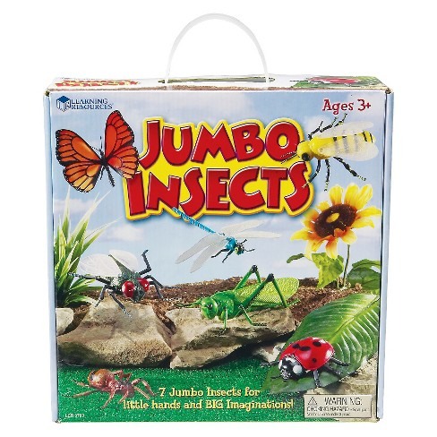Learning Resources Jumbo Insects - image 1 of 4