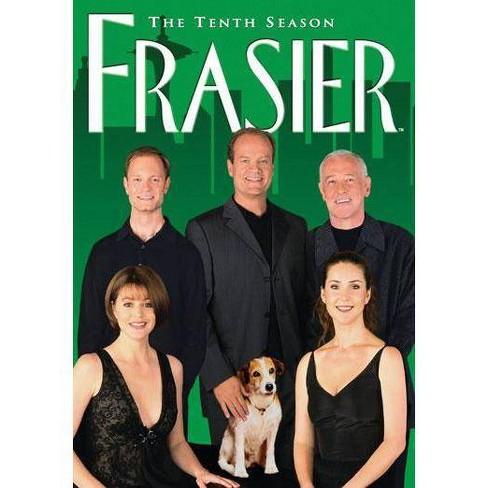 Frasier: The Tenth Season (DVD) - image 1 of 1