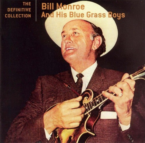 Bill monroe - Definitive collection (CD) - image 1 of 1