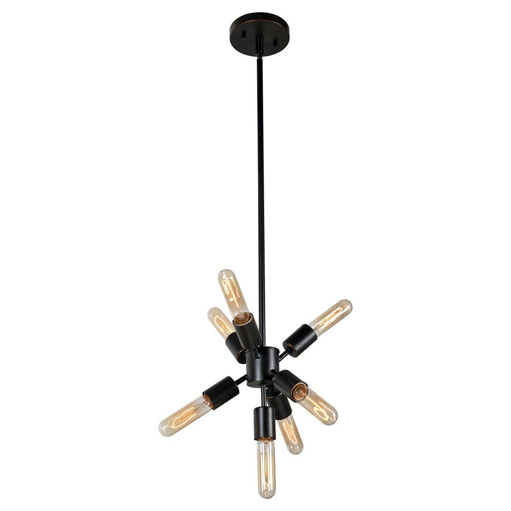 Image of Kenroy Home Anemone 7 Light LED Chandelier