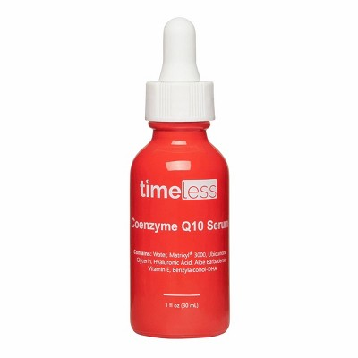 Timeless Skin Care Coenzyme Q10 Serum - 1 fl oz