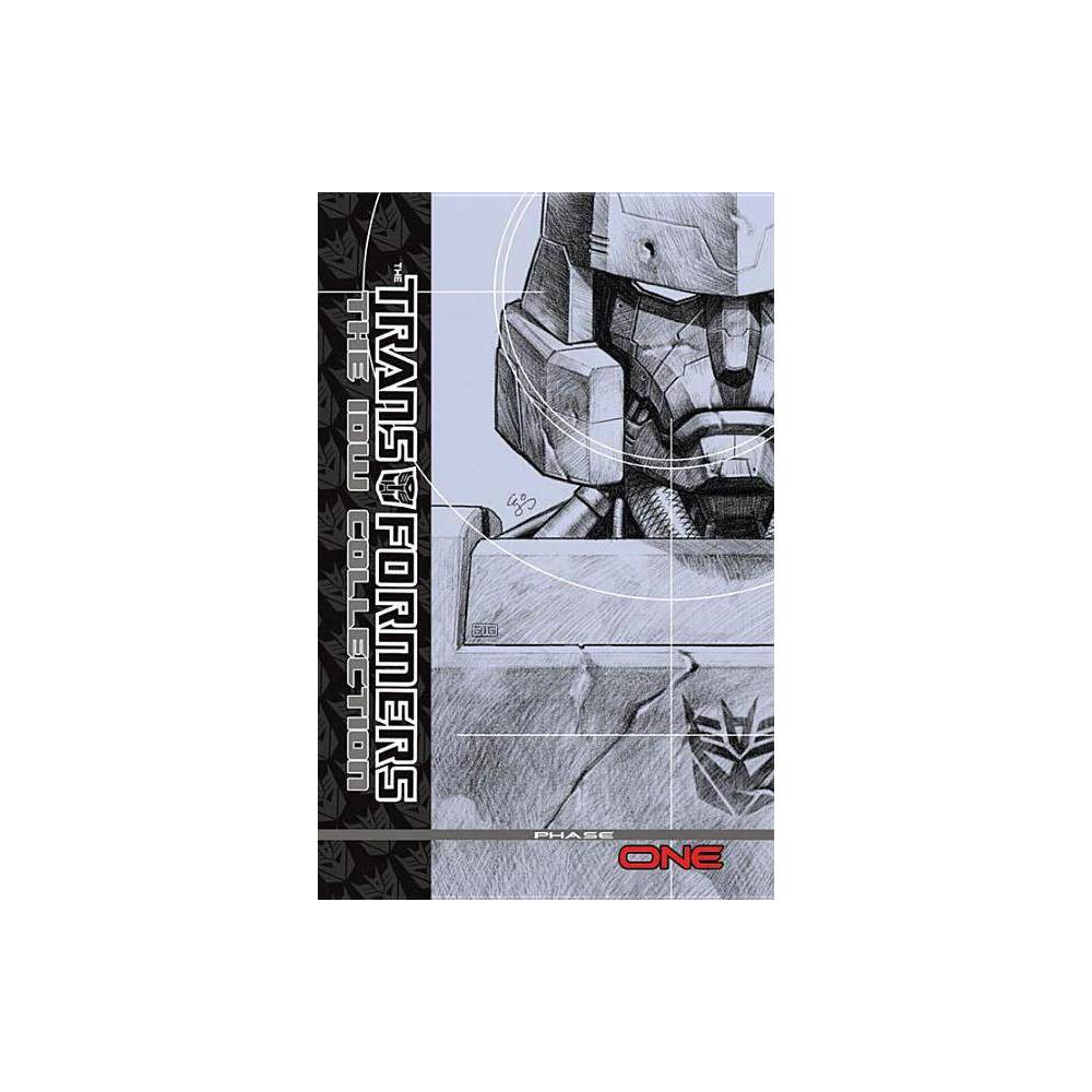 Transformers: The IDW Collection Volume 1 - by Simon Furman & Eric Holmes (Hardcover) was $59.99 now $34.49 (43.0% off)