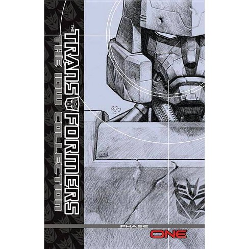 Regeneration One Volume 1 Transformers