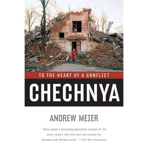 Chechnya - by  Andrew Meier (Paperback) - image 1 of 1