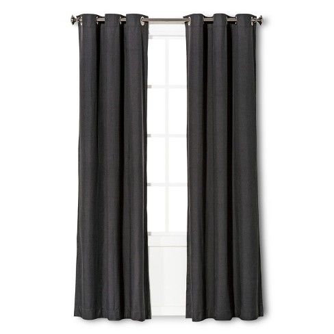 Windsor Light Blocking Curtain Panel - Eclipse™ - image 1 of 4
