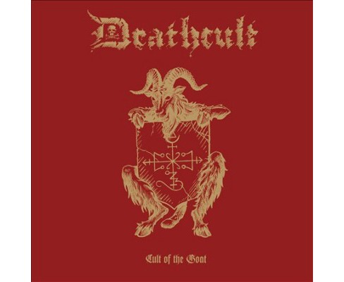 Deathcult - Cult Of The Goat (CD) - image 1 of 1