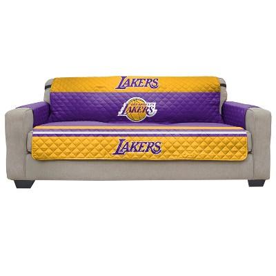 NBA Los Angeles Lakers Pegasus Sports Sofa Protector