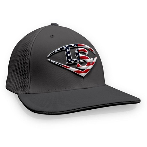 d84946ffa Louisville Slugger USA LS Logo Baseball/Softball Trucker Hat : Target