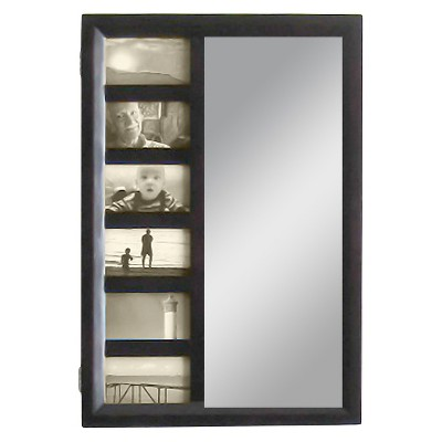 Jewelry Armoire Brown - Proman Products