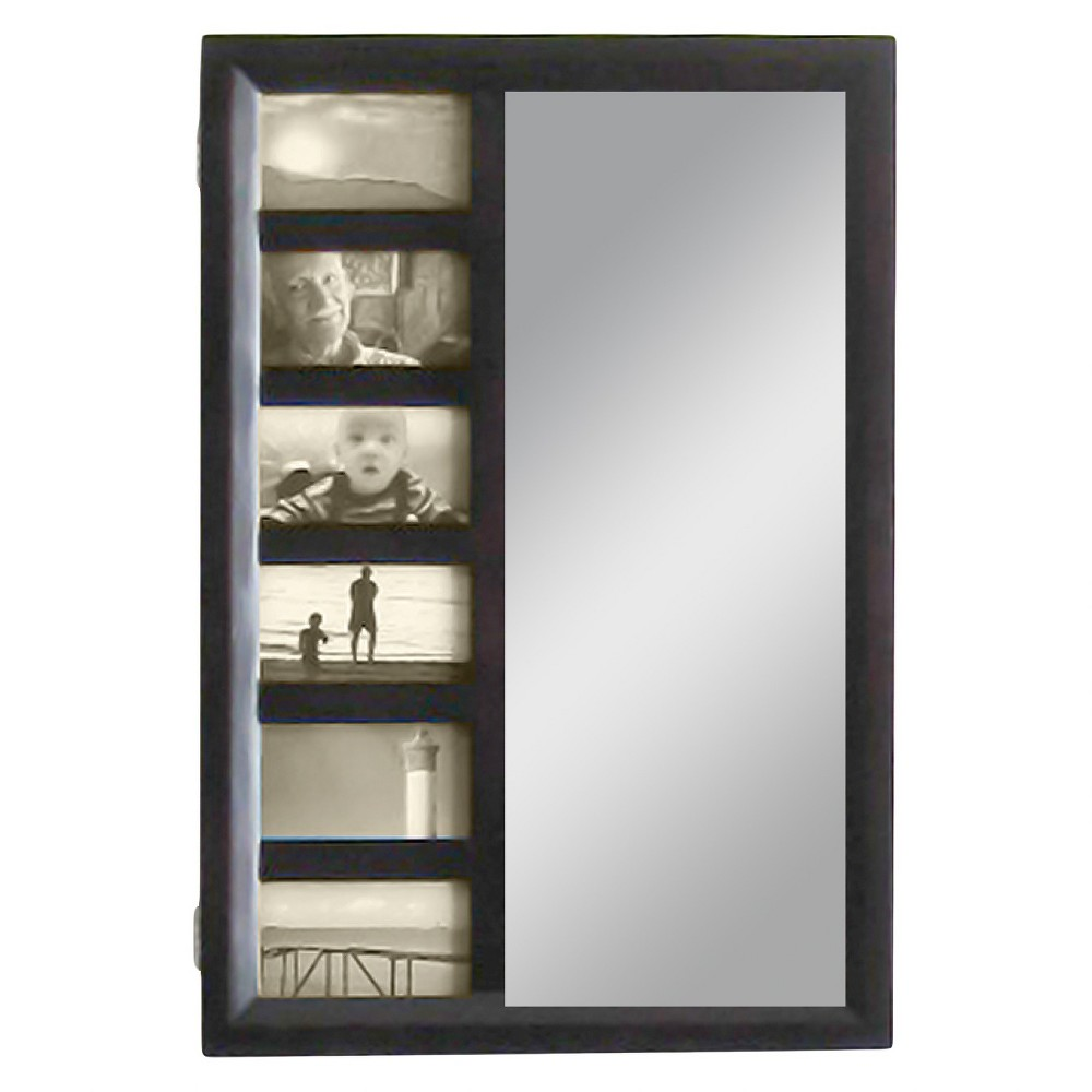 Image of Jewelry Armoire Brown - Proman Products
